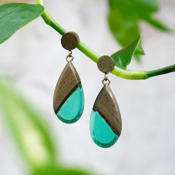 Greywood Earrings