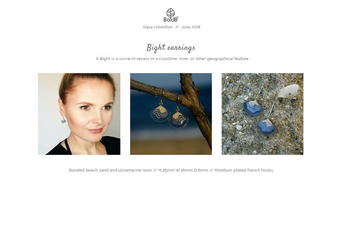 Wholesale jewellery catalogue - Bight Dangle Earrings